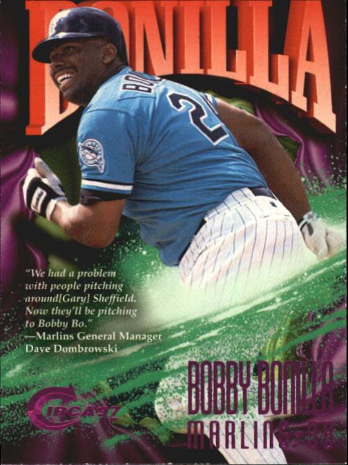 1997 Circa Rave #231 Bobby Bonilla