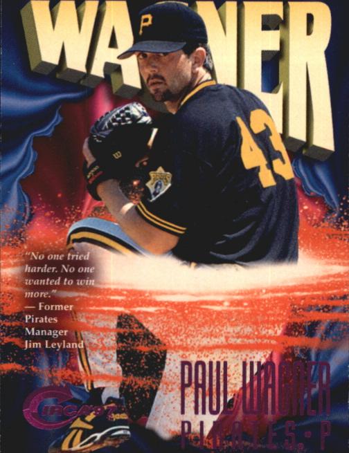 1997 Circa Rave #336 Paul Wagner
