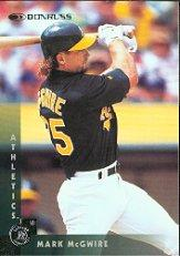 1997 Donruss #12 Mark McGwire