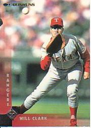 1997 Donruss #137 Will Clark