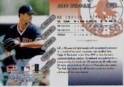 1997 Donruss #375 Jeff Suppan back image