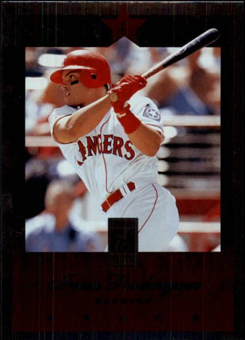 1997 Donruss Elite #13 Ivan Rodriguez