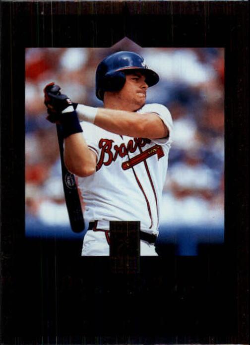 1997 Donruss Elite #22 Ryan Klesko