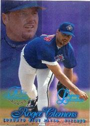 1997 Flair Showcase Legacy Collection Row 0 #21 Roger Clemens