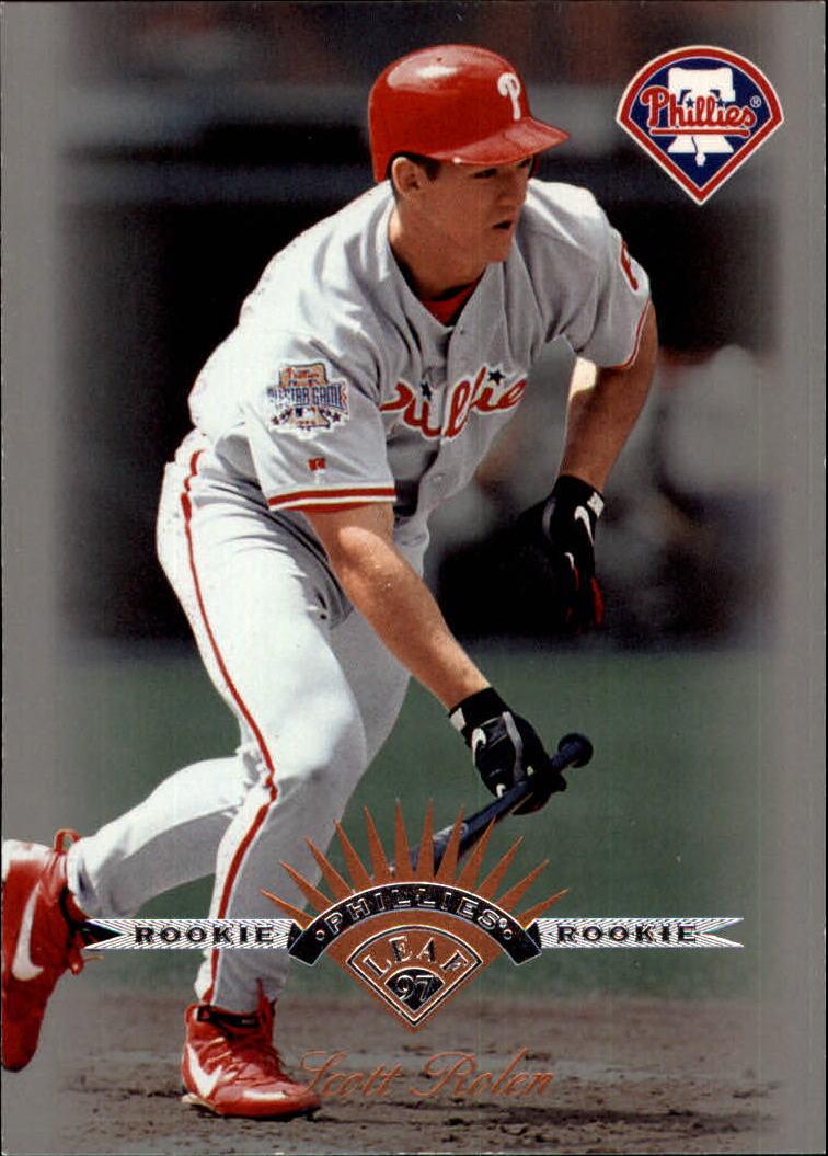 1997 Leaf #174 Scott Rolen