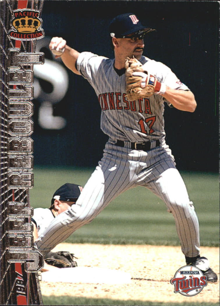 1997 Pacific Silver #144 Jeff Reboulet