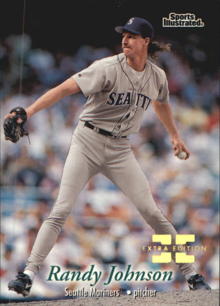 1997 Sports Illustrated Extra Edition #159 Randy Johnson