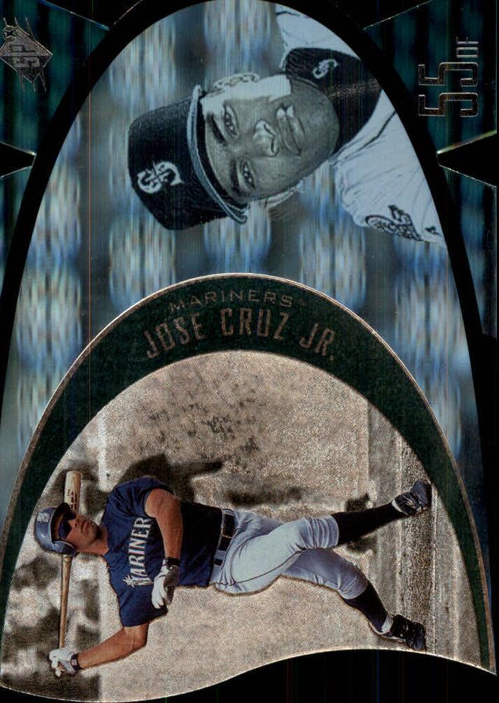 1997 SPx #47 Jose Cruz Jr. RC