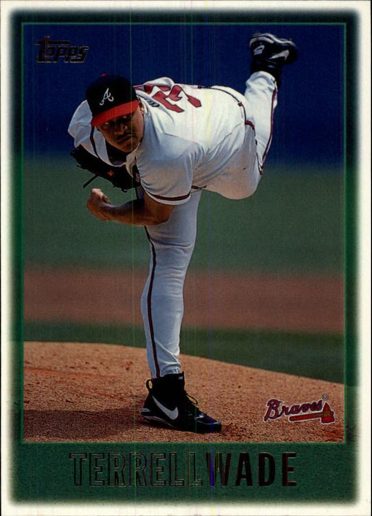 1997 Topps #3 Terrell Wade
