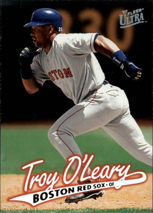1997 Ultra #17 Troy O'Leary