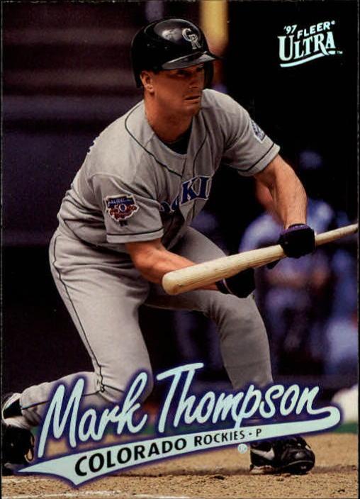 1997 Ultra #494 Mark Thompson