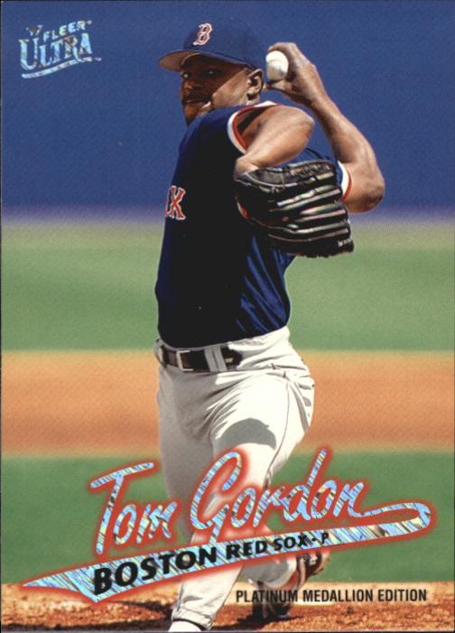 1997 Ultra Platinum Medallion #14 Tom Gordon