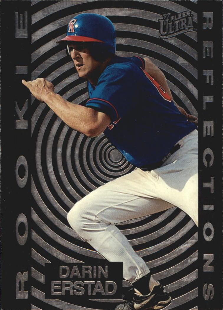 1997 Ultra Rookie Reflections #3 Darin Erstad