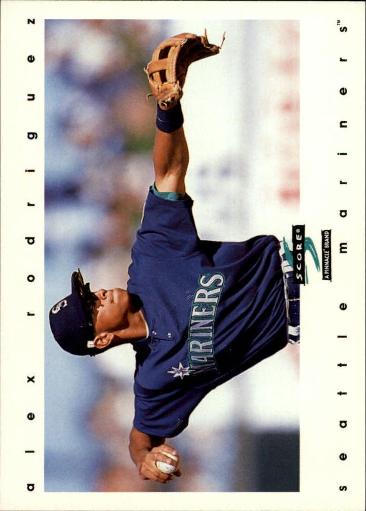 1997 Score #95 Alex Rodriguez