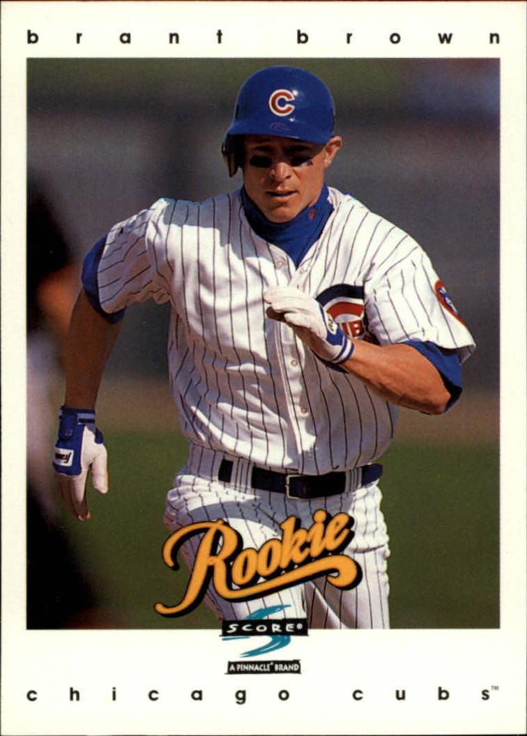 1997 Score #481 Jorge Posada