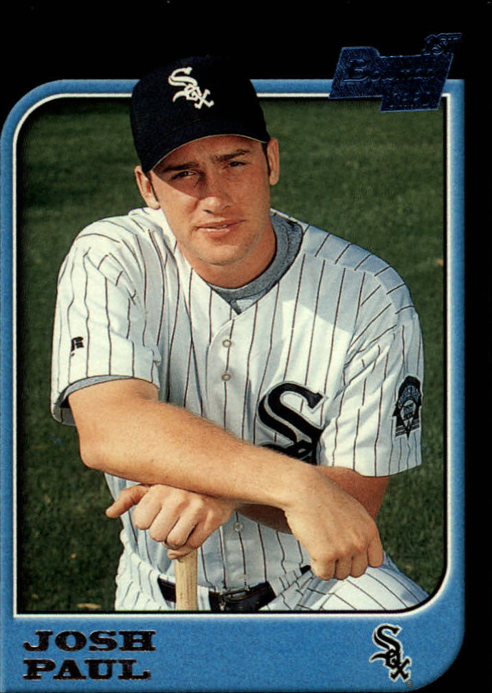 1997 Bowman #97 Josh Paul RC