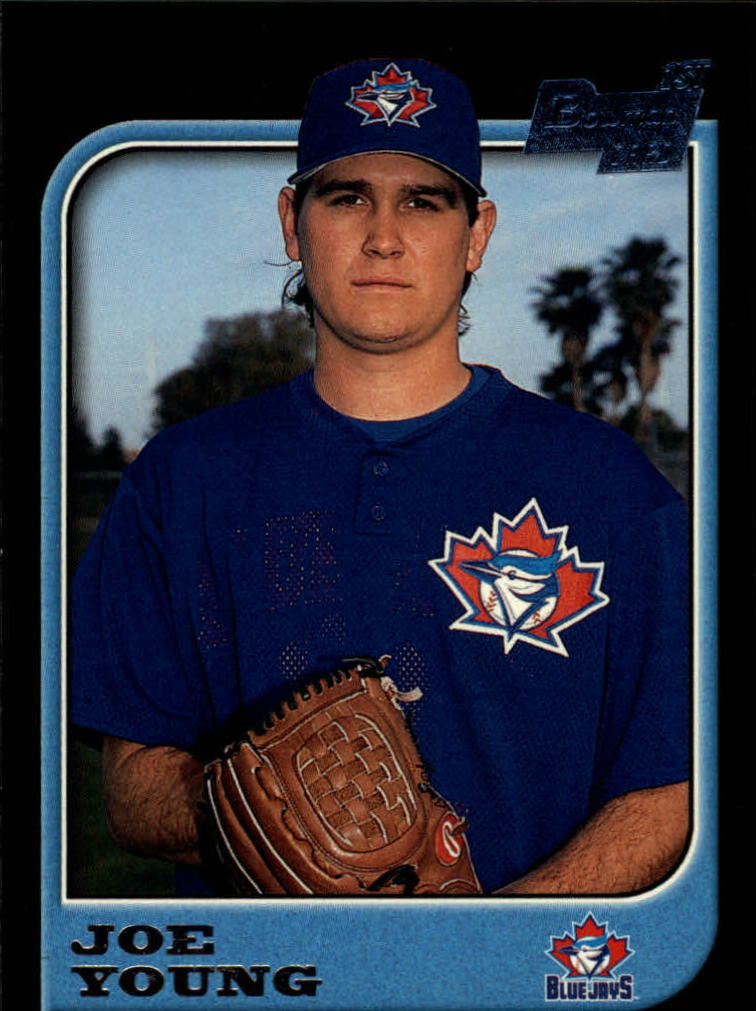 1997 Bowman #102 Joe Young RC