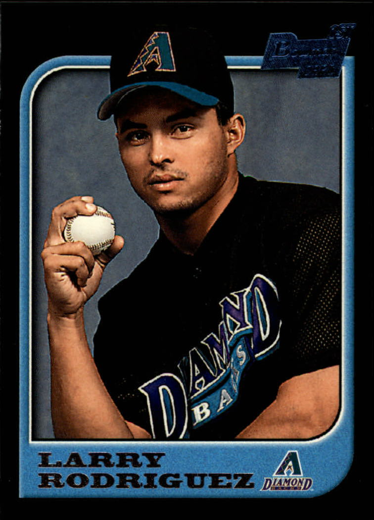 1997 Bowman #137 Larry Rodriguez RC