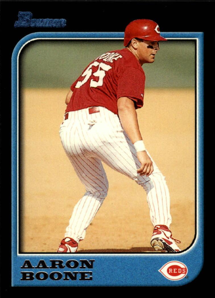 1997 Bowman #139 Aaron Boone