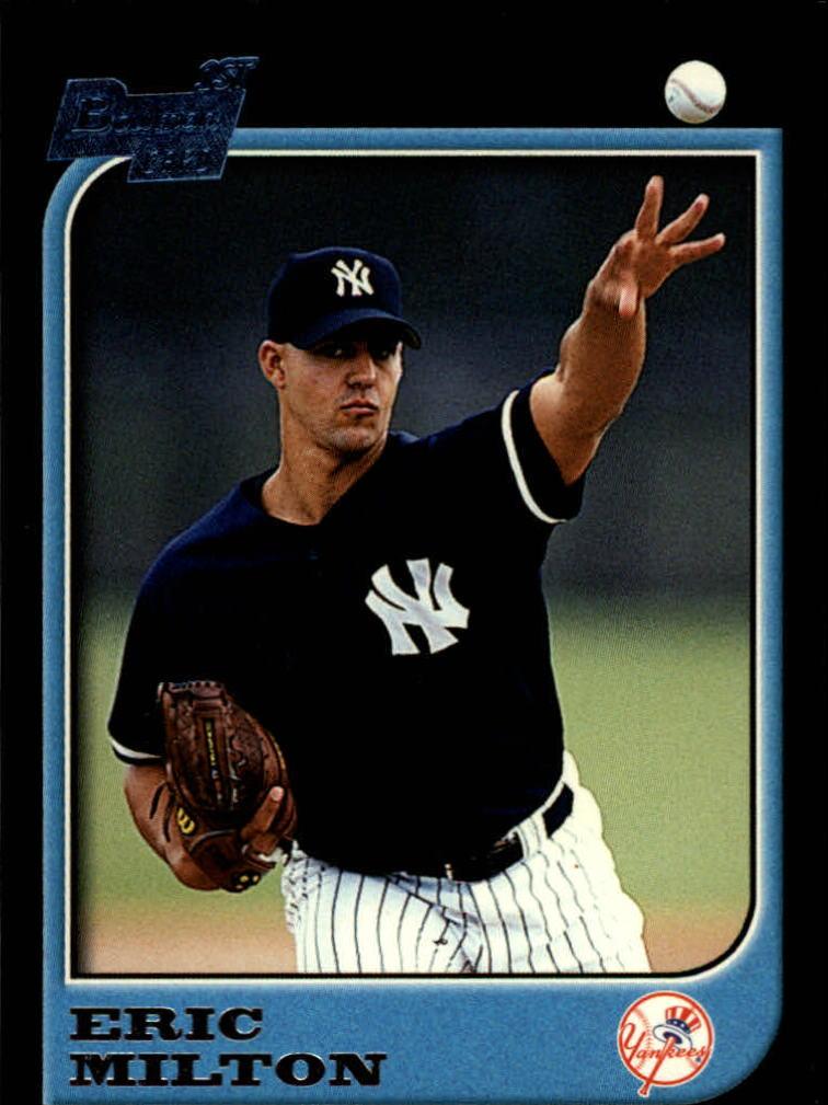 1997 Bowman #159 Eric Milton RC