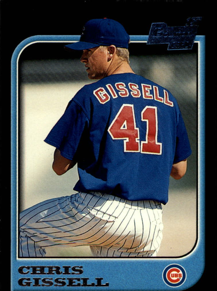 1997 Bowman #162 Chris Gissell RC