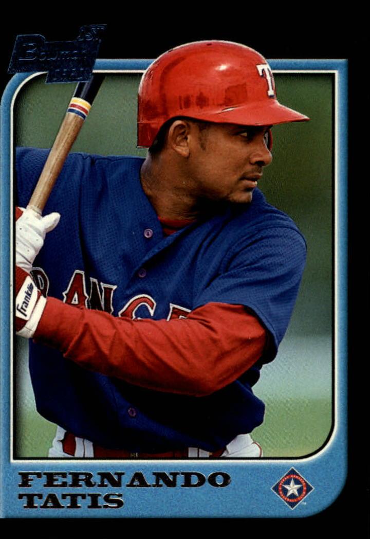 1997 Bowman #198 Fernando Tatis RC