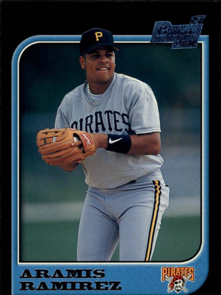 1997 Bowman #310 Aramis Ramirez RC