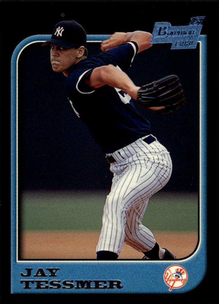 1997 Bowman #313 Jay Tessmer RC