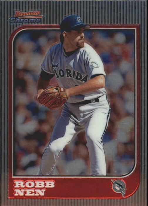 1997 Bowman Chrome #13 Robb Nen
