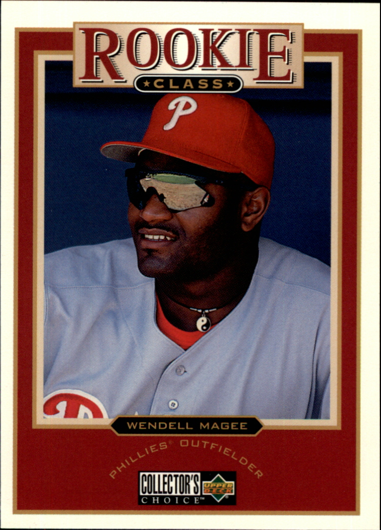 1997 Collector's Choice #14 Wendell Magee