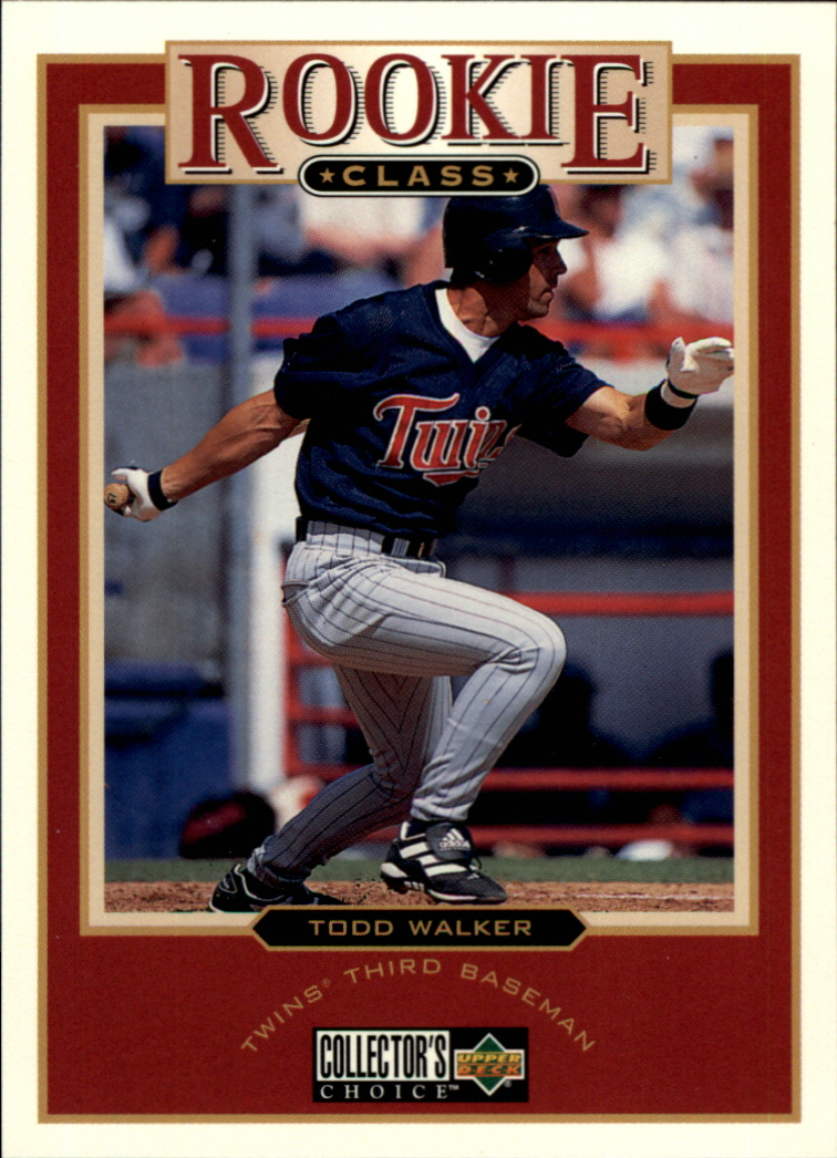 1997 Collector's Choice #20 Todd Walker