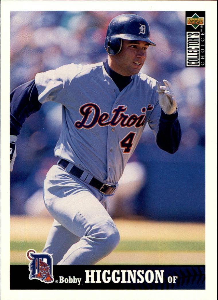 1997 Collector's Choice #108 Bobby Higginson
