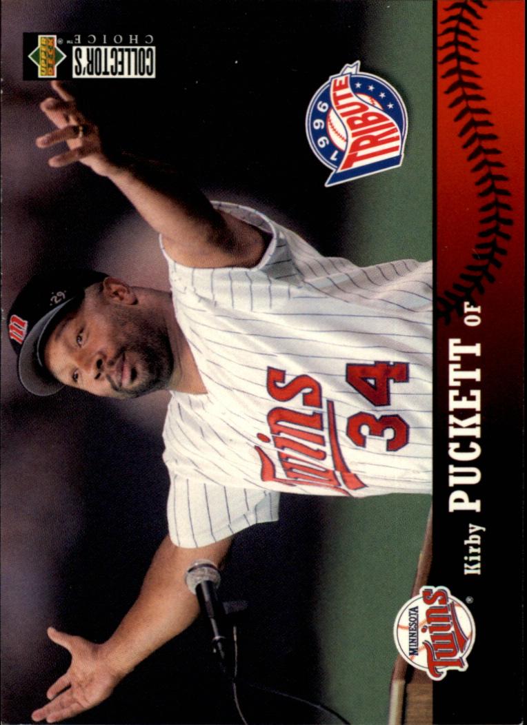1997 Collector's Choice #151 Kirby Puckett