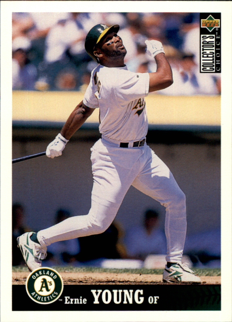 1997 Collector's Choice #189 Ernie Young