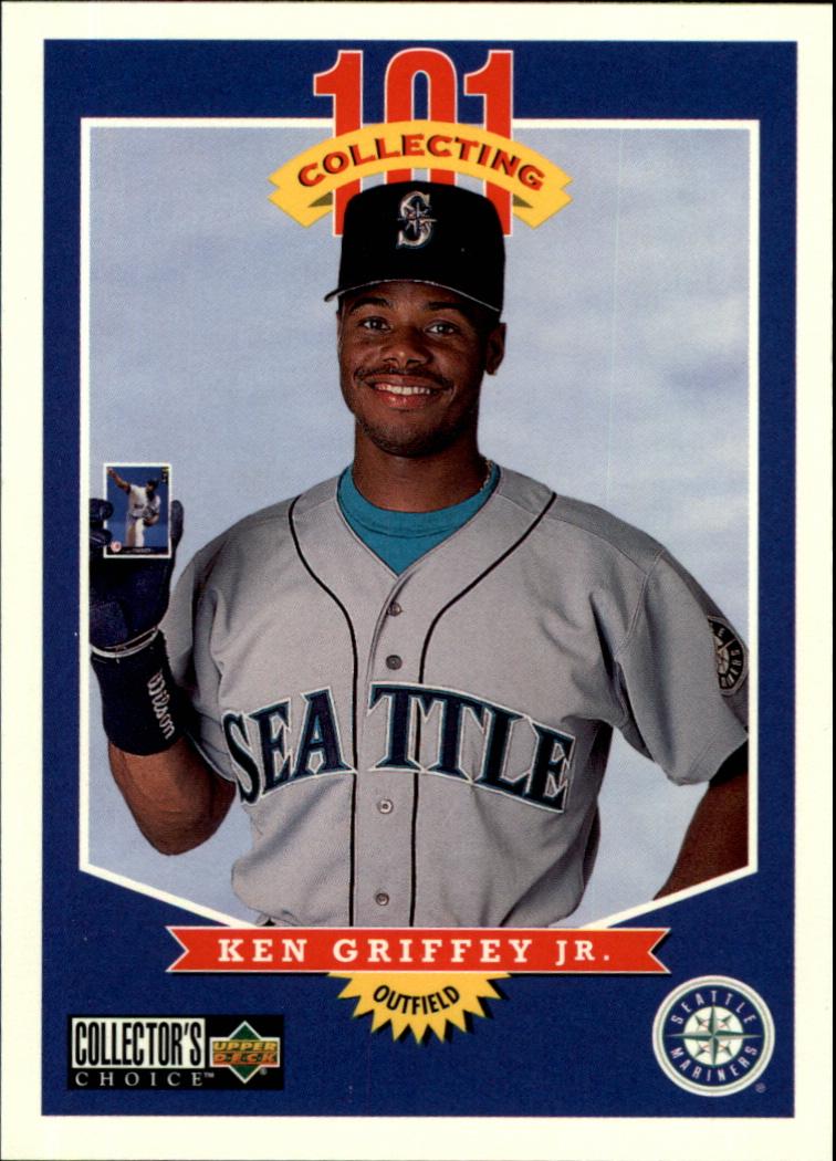 1997 Collector's Choice #245 Ken Griffey Jr. CL