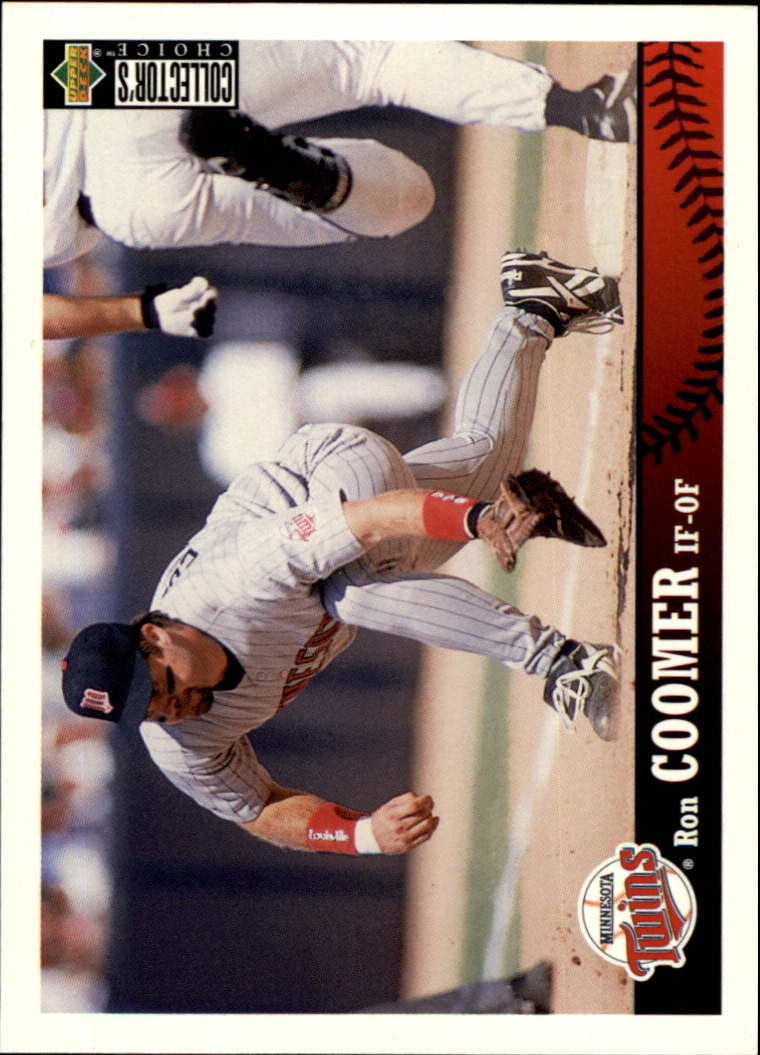 1997 Collector's Choice #379 Ron Coomer