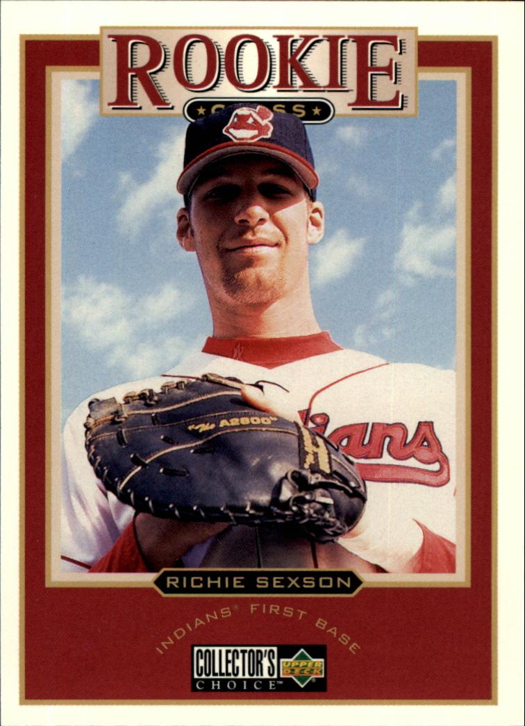 1997 Collector's Choice #463 Richie Sexson