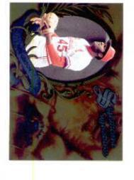 1997 Donruss Signature Significant Signatures #10 Bob Gibson