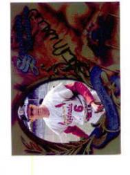 1997 Donruss Signature Significant Signatures #15 Stan Musial