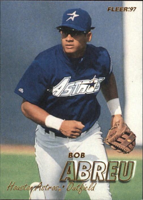 1997 Fleer #338 Bob Abreu