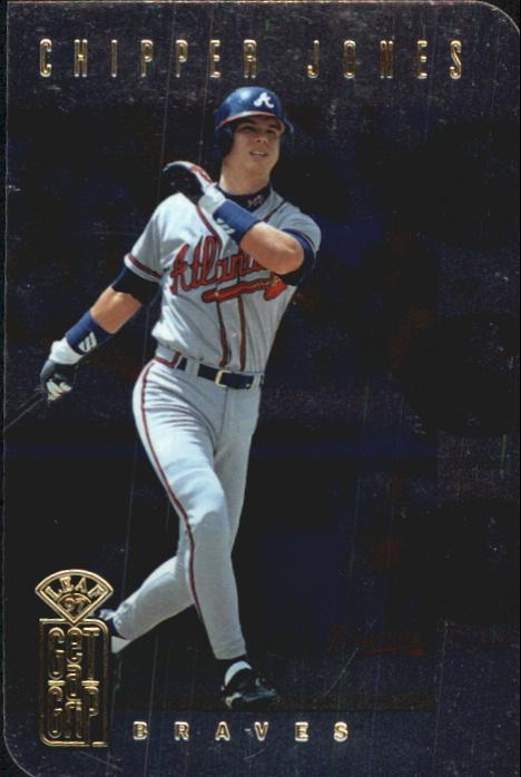 1997 Leaf Get-A-Grip #4 C.Jones/R.Johnson