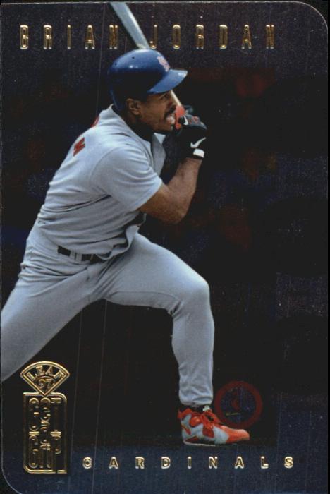 1997 Leaf Get-A-Grip #11 R.Clemens/B.Jordan