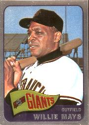 1997 Topps Mays Finest #19 Willie Mays