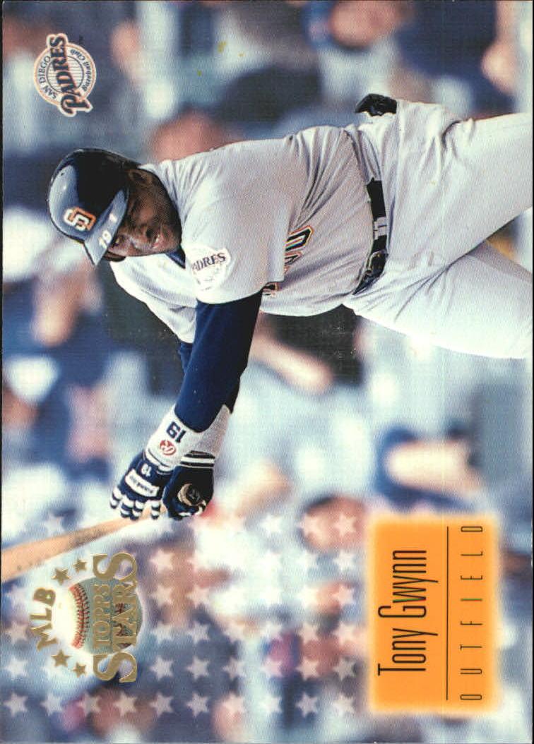 1997 Topps Stars #11 Tony Gwynn