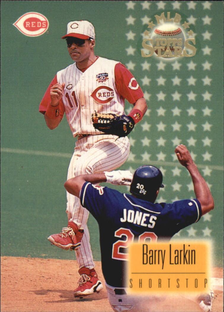 1997 Topps Stars #15 Barry Larkin