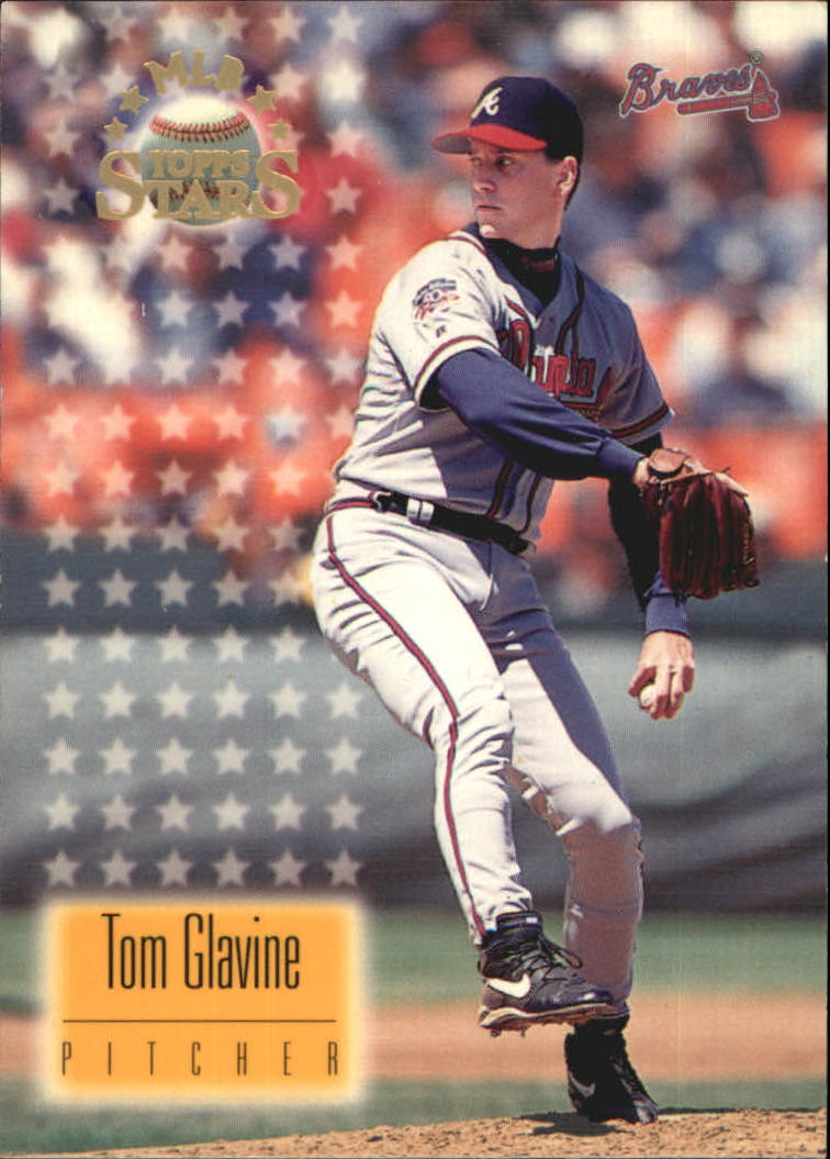 1997 Topps Stars #33 Tom Glavine