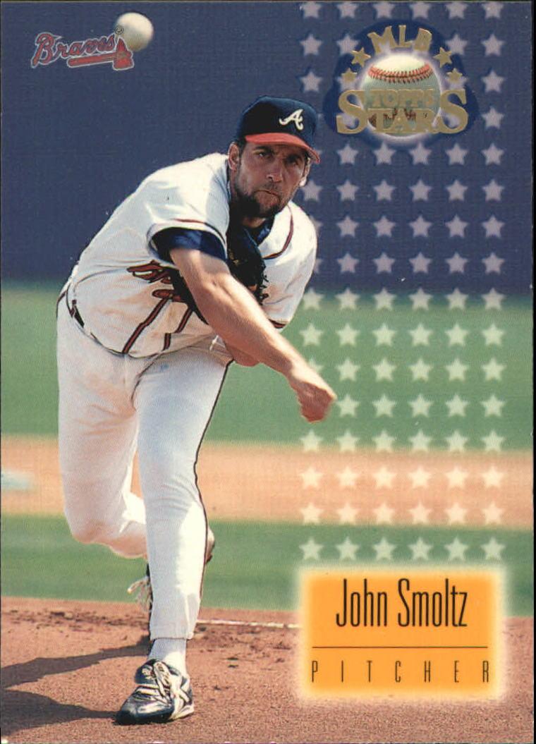 1997 Topps Stars #41 John Smoltz