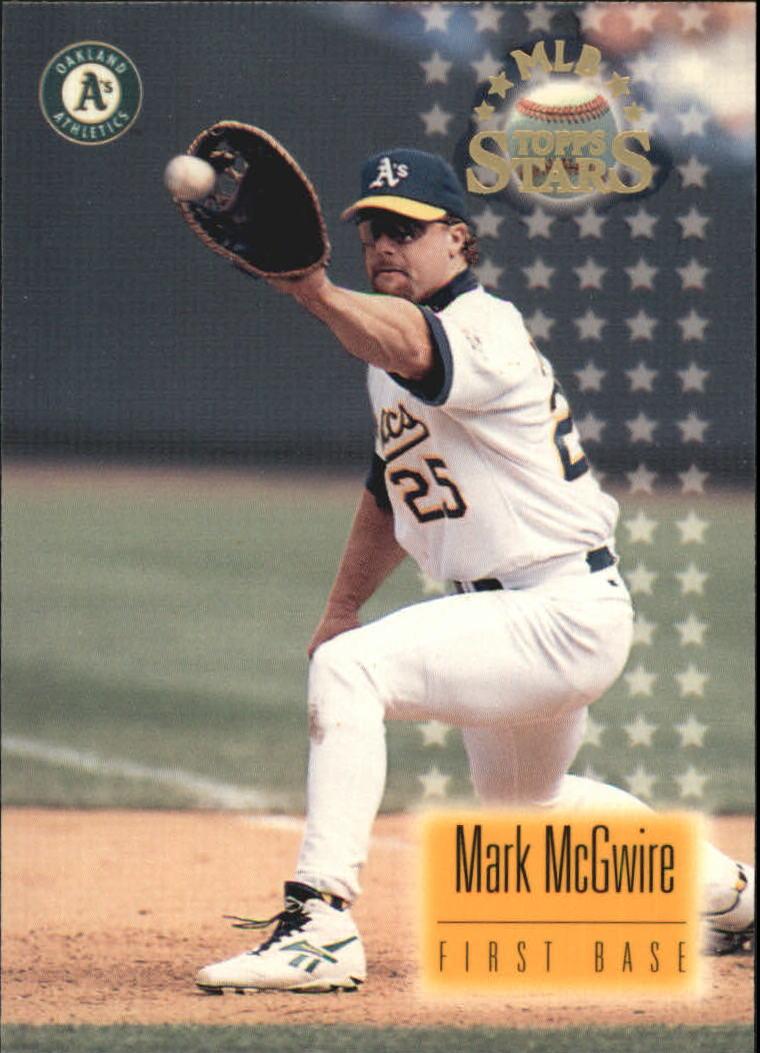 1997 Topps Stars #51 Mark McGwire