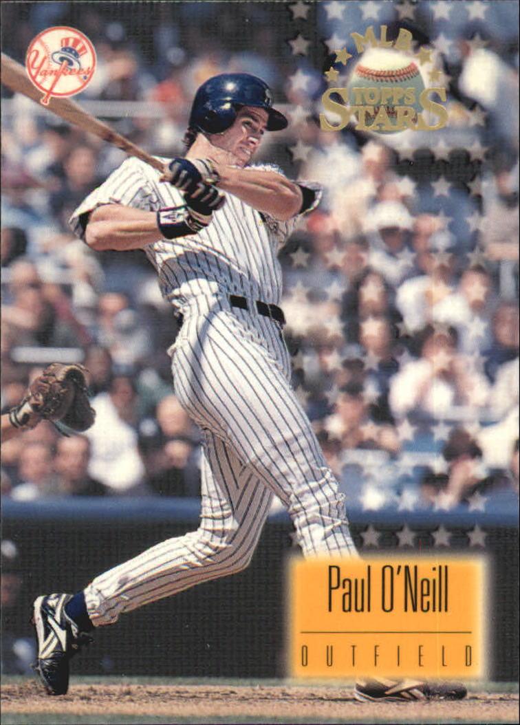 1997 Topps Stars #83 Paul O'Neill