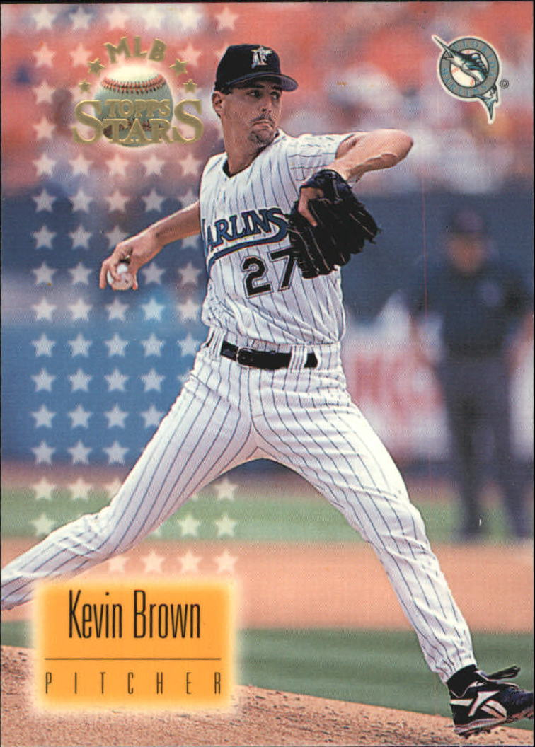 1997 Topps Stars #87 Kevin Brown